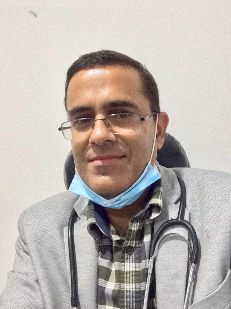 Dr. Kamal Sharma Lamsal