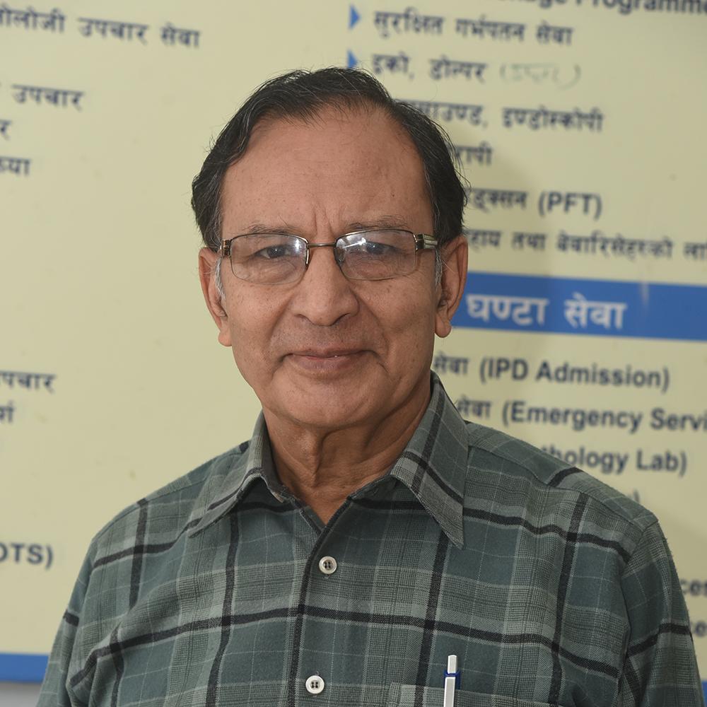 Dr. Achyut Raj Bhandari