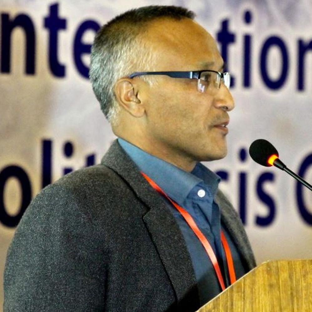 Dr. Baburaja Shrestha